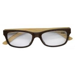 Occhiali da vista in legno dal design esclusivo ed ottime lenti