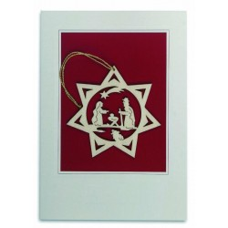 Ornament note card