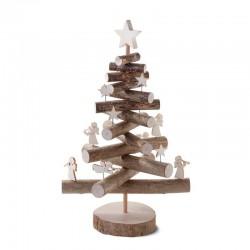 Weihnachtsbaum Holz 29 cm