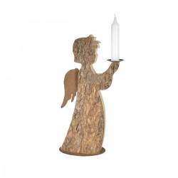 Candle Holder Angel h. 29cm