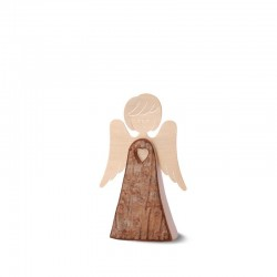 Angel with heart h7cm