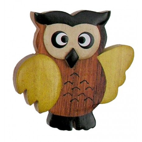 Owl - The sweetest. owl magnet