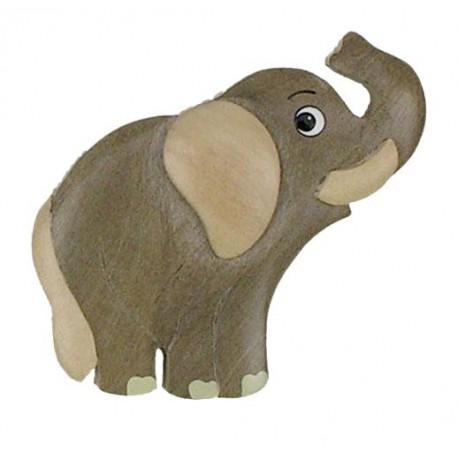 Magnete scolpito Elefante