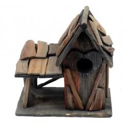 Bird House 21x13x24cm
