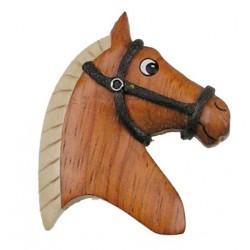 Magnete scolpito Cavallo