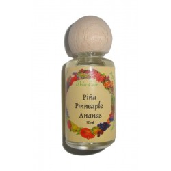 Pineapple perfume bottle