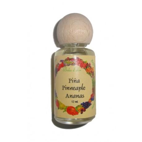 Gocce di essenza per frutta in legno ananas