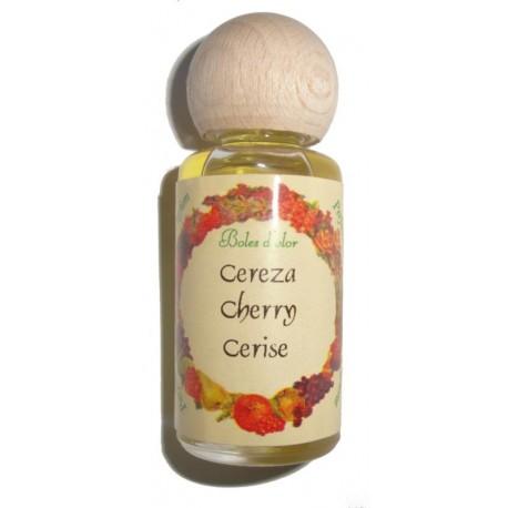 Cherry perfume bottle