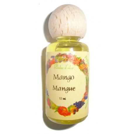 Fläschchen Mango