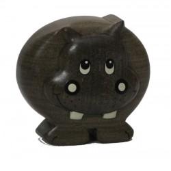 Das kleine Dolfi Holz - Nilpferd