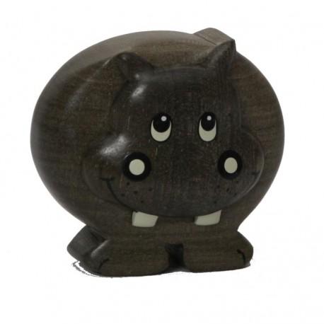 Das kleine Dolfi Holz Nilpferd