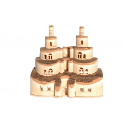 Schloss Wolfsthurn 13x6,5x6,5cm