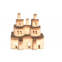Schloss Roncolo 8x4x4cm