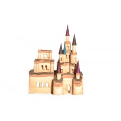 Schloss Mareta 11x5,5x7,5cm