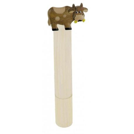 Bookmark - Cow