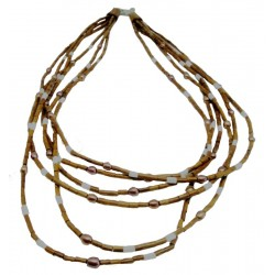 """Necklace """"Natural Chic"""""""
