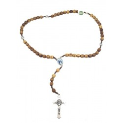 Olive Rosary in wood 18 inches