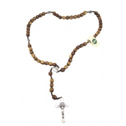 Wooden Rosary in Olive wood 18 inch