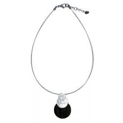 Holschmuck Halskette
