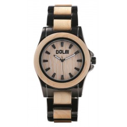 Wood Watch with Steel Unisex - Michele