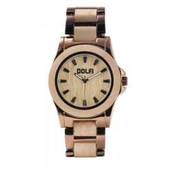 Wooden Watch for Woman Rose Steel – Wesley