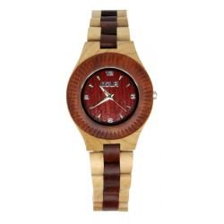 Wood Watch Two-tone - Neville