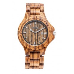Wood Watch for Man – Cayman