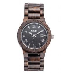Wood Watch for Man in Nut wood – Dallas