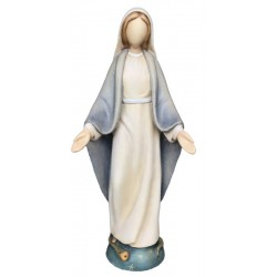 Our Lady of Grace in Modern Style wood - color