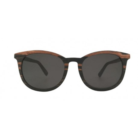 Wood Sunglasses - Unisex - Polarised