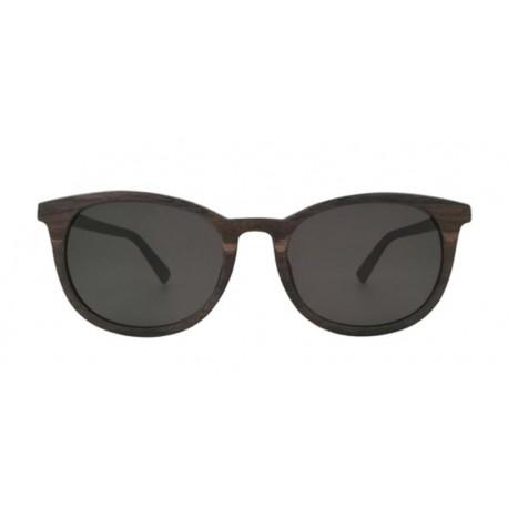 Unisex Holz Sonnenbrille - Polarisierte Gläser