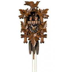 Mechanical cuckoo clocks