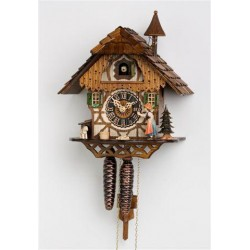 Mechanische Kuckucks Uhr