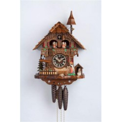 Mechanical cuckoo clock