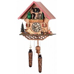 Handmade Cuckoo Clock with music