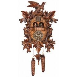 Orologio a cucù in legno intagliato per la vendita