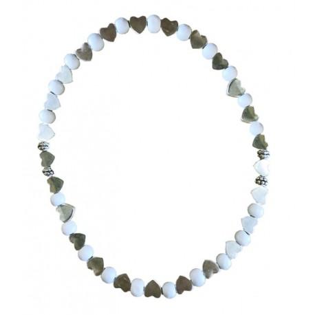 Halskette aus einheimischen Holz