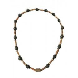 Halskette in Holz schenken