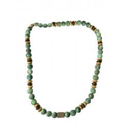 Halskette Natur aus Holz
