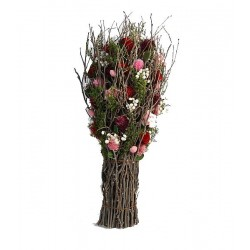 Blumenstrauß 47 x 9 x 47 cm