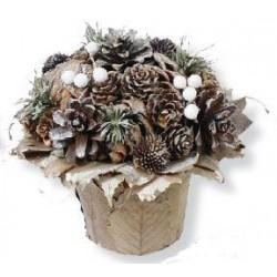 Déco 18x18x18; Dolfi Weihnachtsdeko Ideen, diese Holzschnitzerei ist eine echte Südtiroler Holzfigur