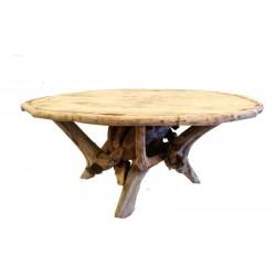 Tavolo ovale cm. 100 x cm. 67 x cm. 44