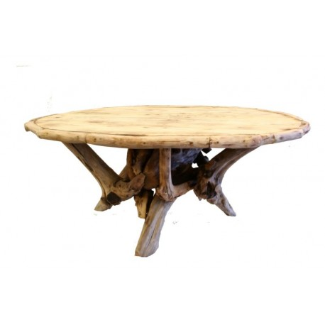 Oval Table 130x96x70