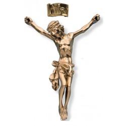 Christuskörper aus Fiberglas; Dolfi Kunststoff und Polyresin in Traditionellem Stil aus Südtirol