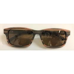 Sonnen Brille aus Holz