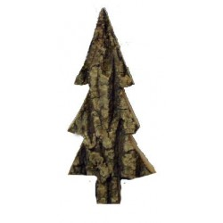 Decorative Tree in Pine wood