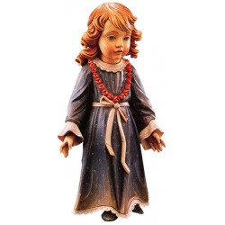 Freestanding Doll Barbara carved in wood Collectible Figure  Anniversary Gift Ideas for Husband