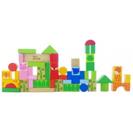 Kids Building Stones