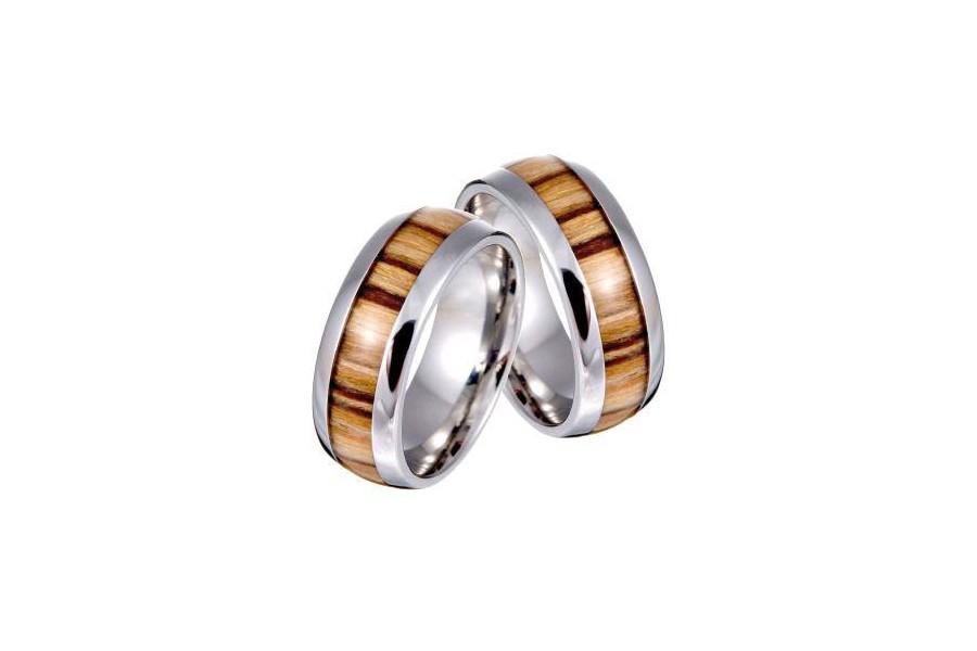 Rings with Swarovski - DOLFILAND