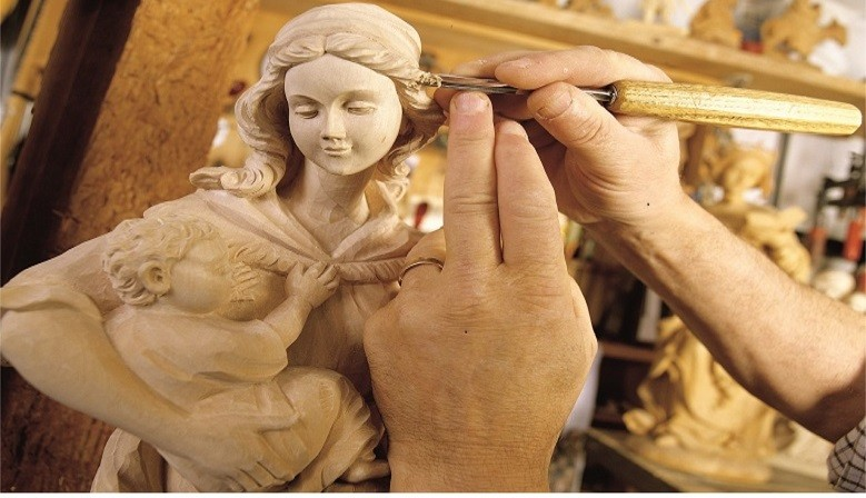 Le sculture DOLFI